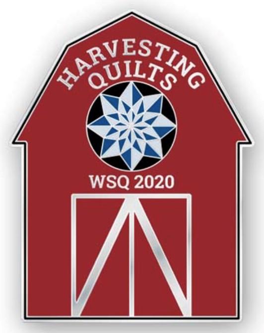 2020 Quilt Show Logo